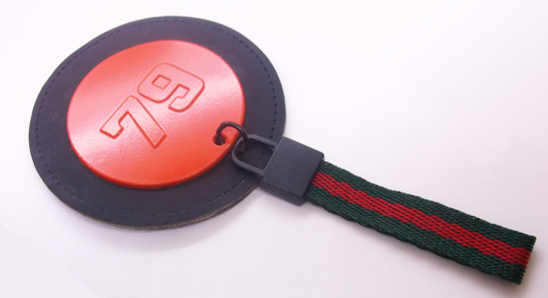 Clothing Badge Trim